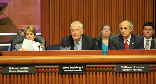 February 10, 2011 Higher Education Budget Hearing