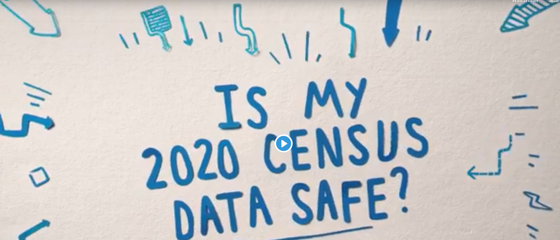 Is My 2020 Census Data Safe
