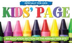 Kids Page Logo