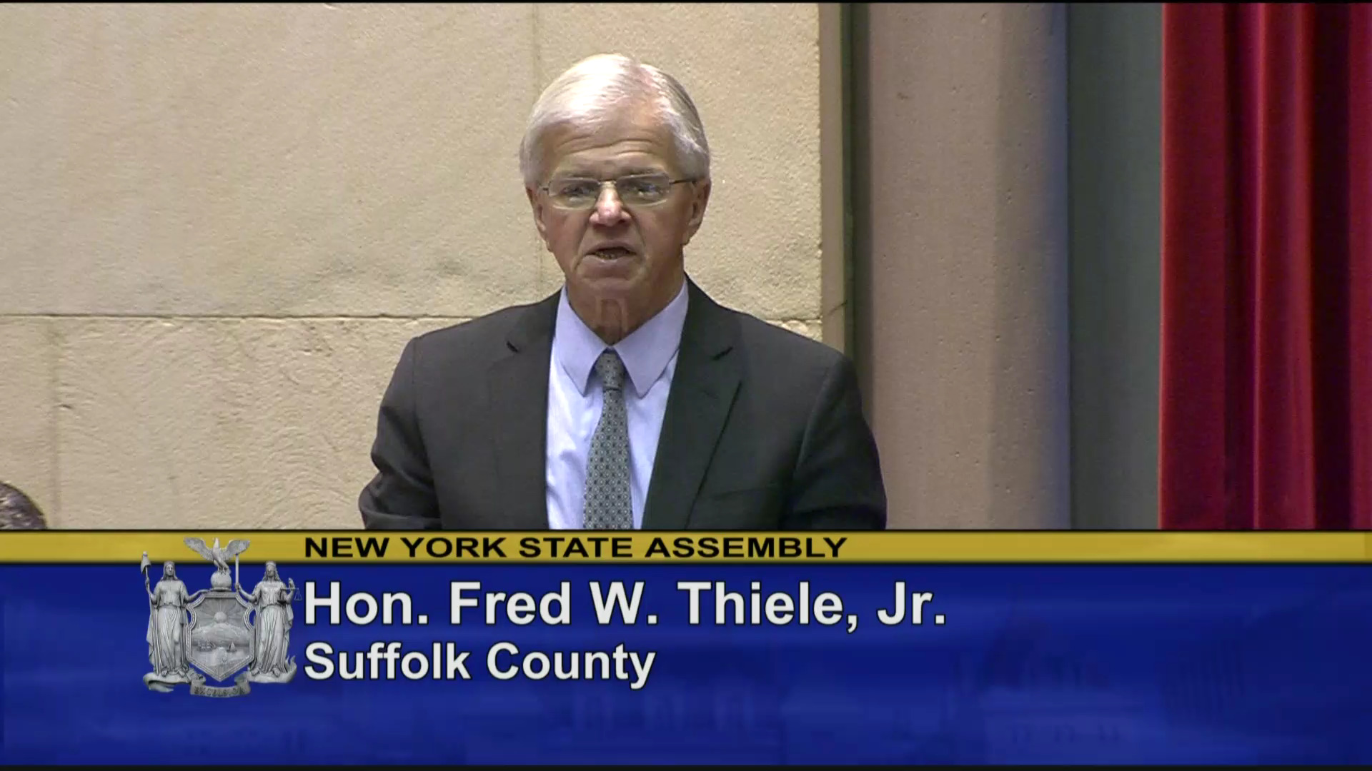 Thiele Fights To Protect The Fishing and Tourism Industries In Long Island