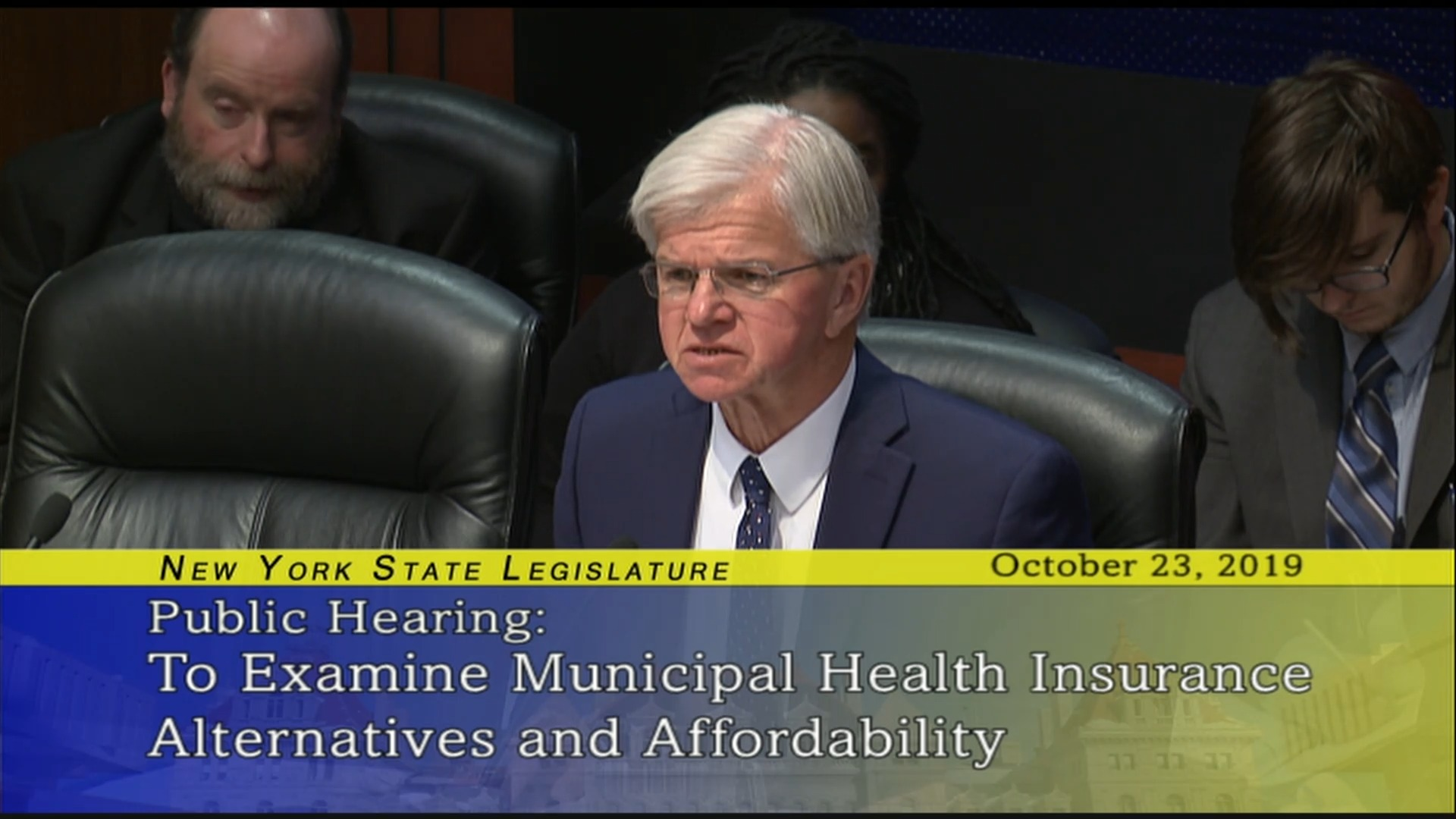 Public Hearing on Municipal Health Insurance Alternatives and Affordability