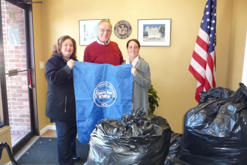 Assemblyman McDonough�s annual Coats for Kids drive was a huge success. Thank you to all!