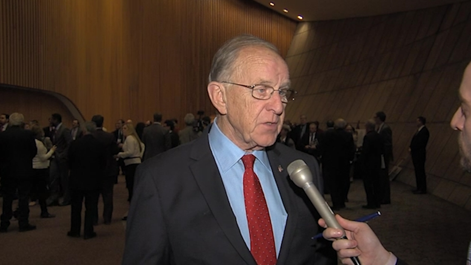 Assemblyman Dave McDonough Reacts to Gov. Cuomo's 2014-2015 Budget Address