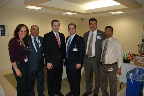 For National Doctors Recognition Day I was delighted to join the staff at Franklin Square General Hospital for a breakfast in honor of the hardworking doctors and the top-notch medical care provided by Franklin Square General Hospital. The dedication of the medical personnel should be recognized not only once a year, but every day.