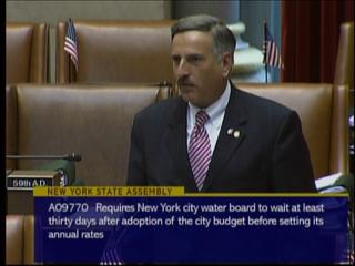 NYC water board