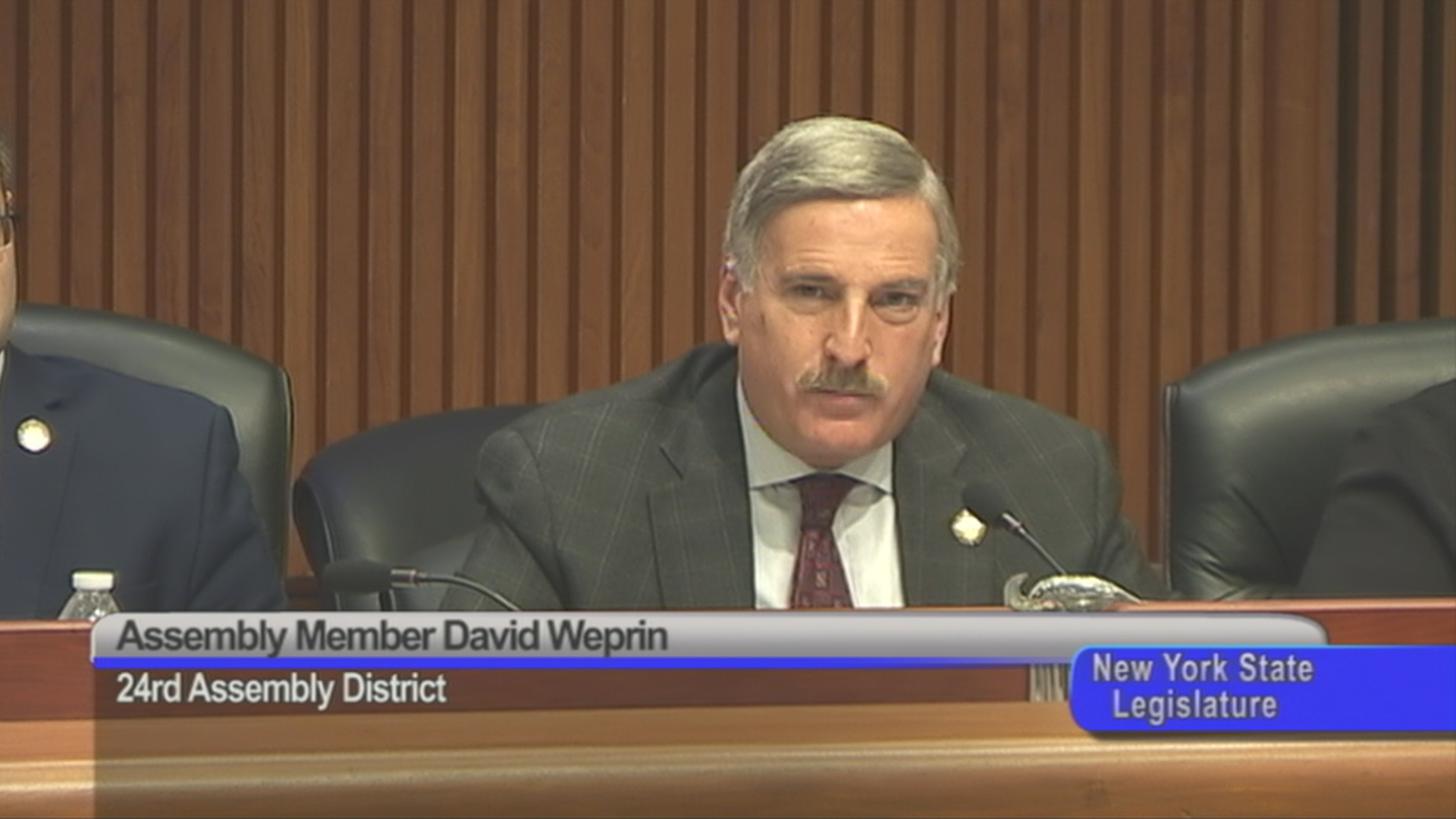 Weprin's concern with NYC Public Schools not following ADA standards