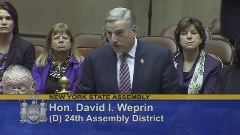 Weprin Welcomes Joseph Bruno