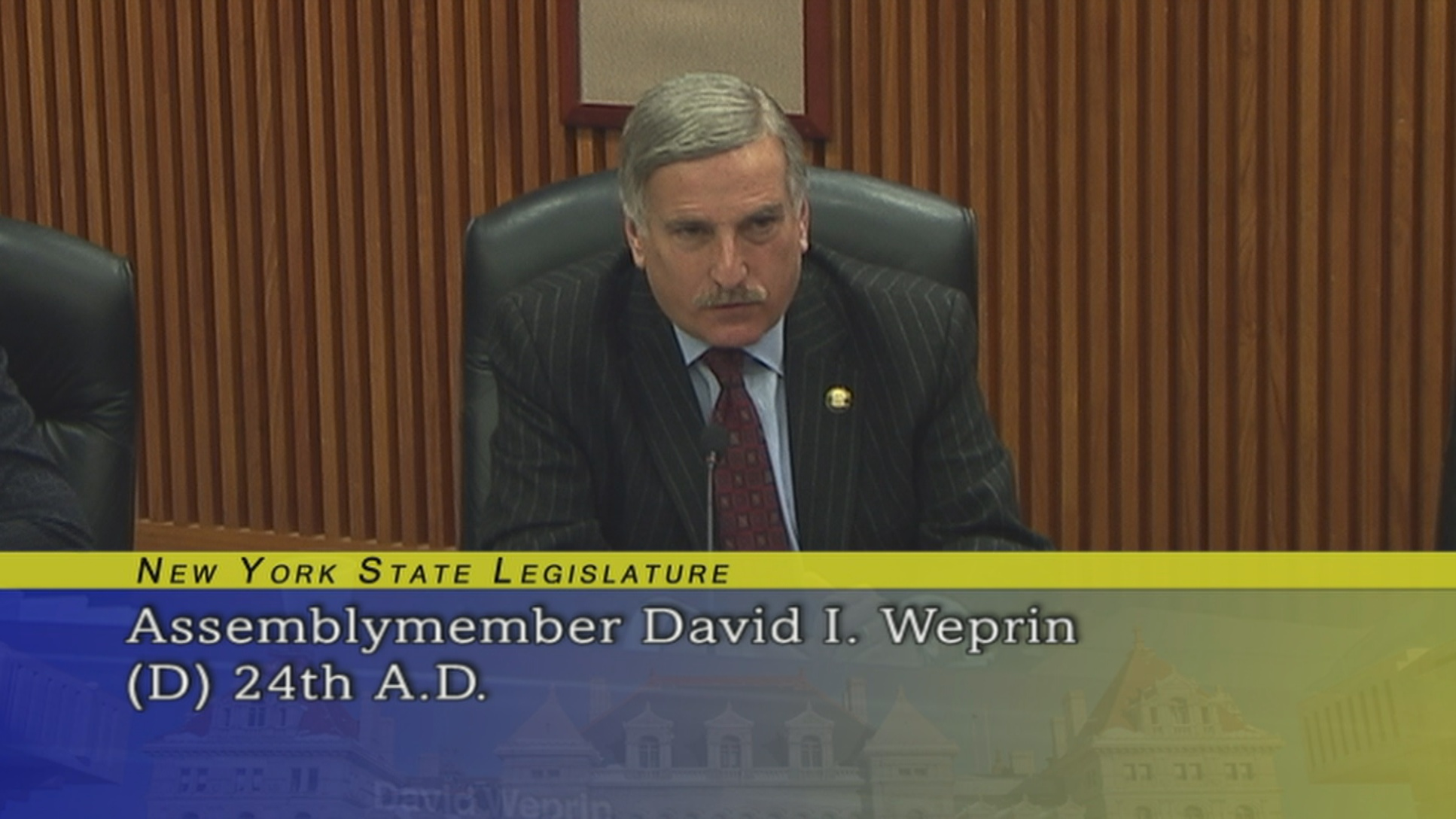 Weprin Questions SUNY About Special-Needs Students Programs