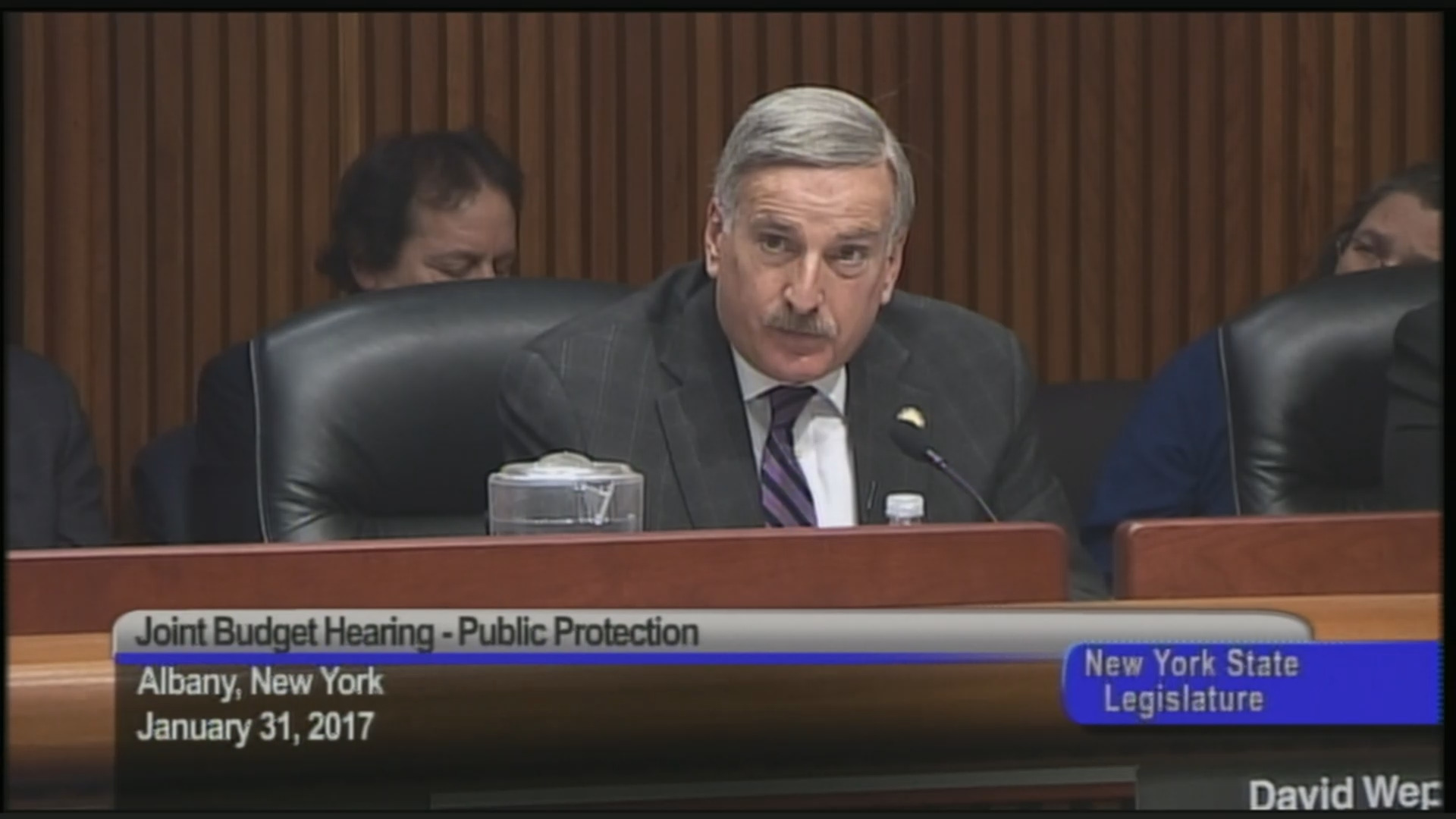 Public Protection Budget Hearing