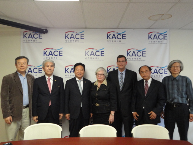 On May 15, 2014, Assemblyman Braunstein announced the introduction of A.9703 at a press conference at the Korean American Civic Empowerment headquarters with Senator Toby Ann Stavisky, Assemblyman Ron Kim, and Korean civic leaders.