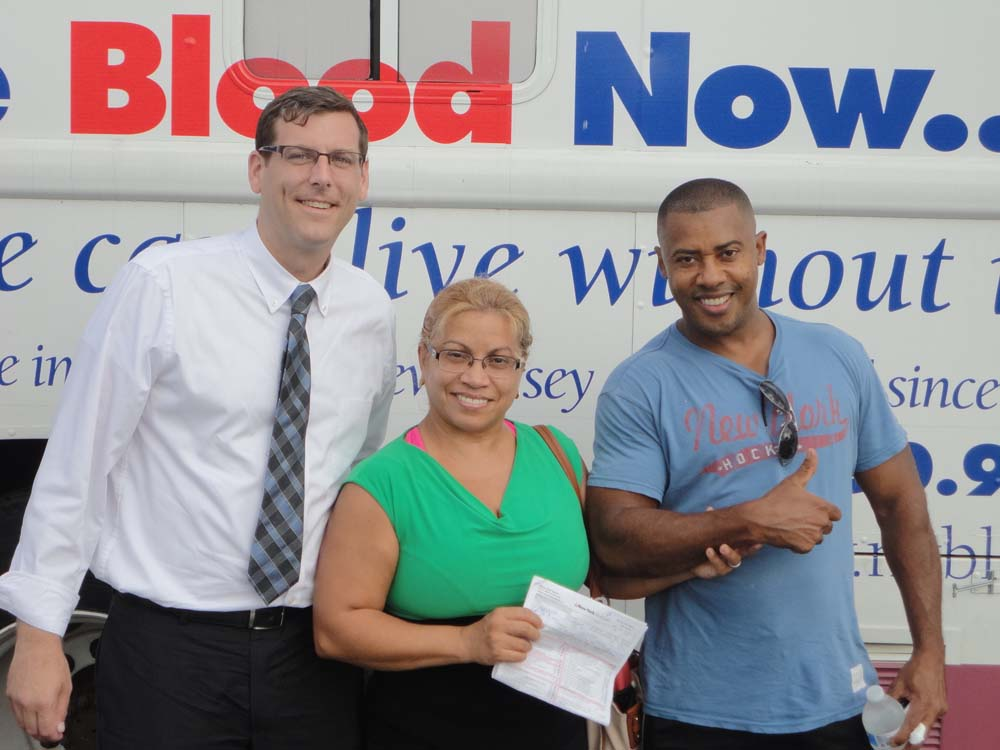 On August 11, 2016, Assemblyman Braunstein sponsored his office's 4th Annual Summer Blood Drive at the Bay Terrace Shopping Center.<br />
