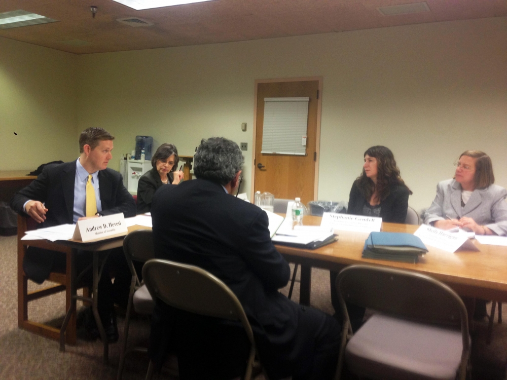 roundtable on Child Protective Services in New York State conferred this past autumn
