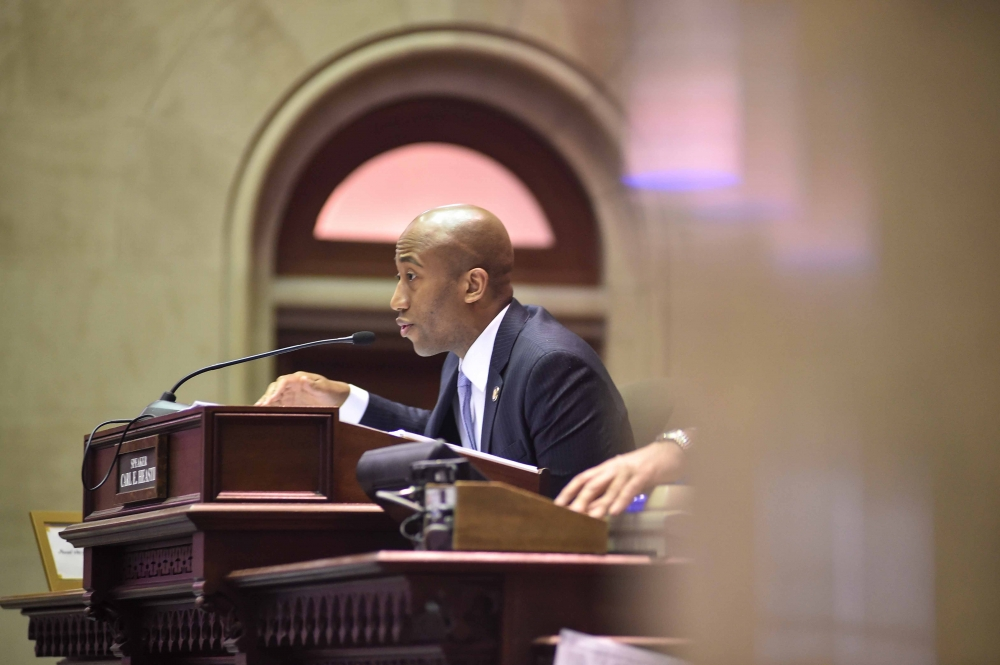 Assembly Member Vanel serves as Speaker Pro Tempore<br />