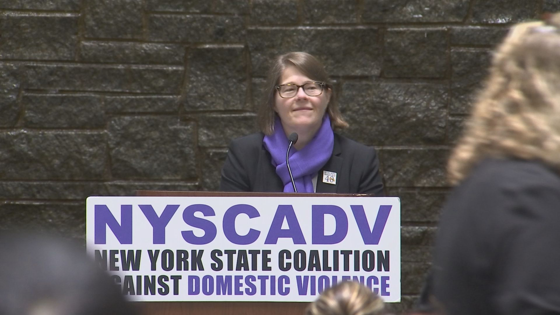 Assemblymember Aubry Recognized by Domestic Violence Advocates
