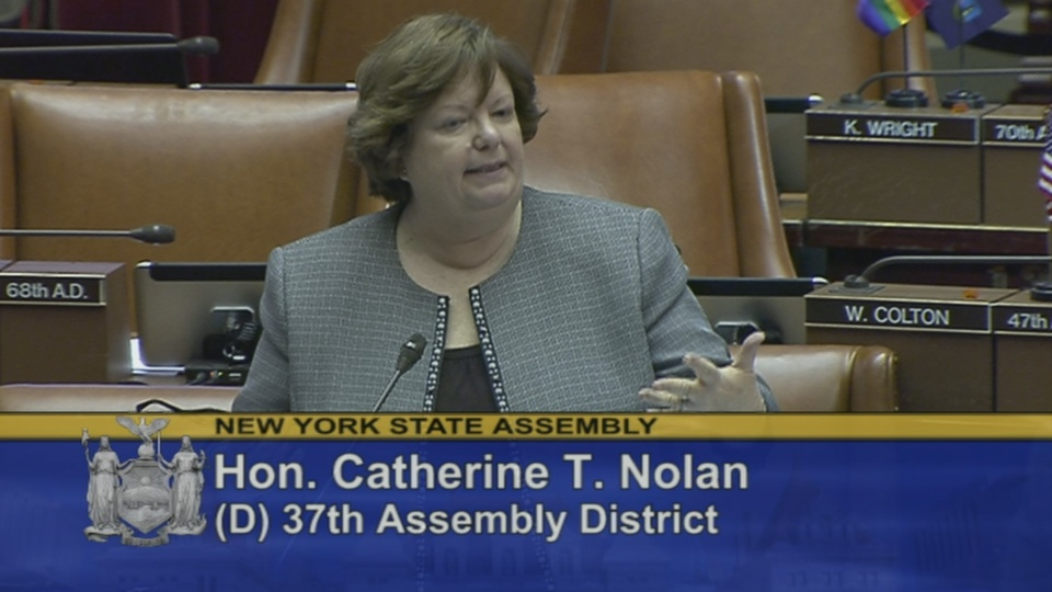 Assemblywoman Nolan Explains the Need and Benefits of Paid Family Leave for New Yorkers