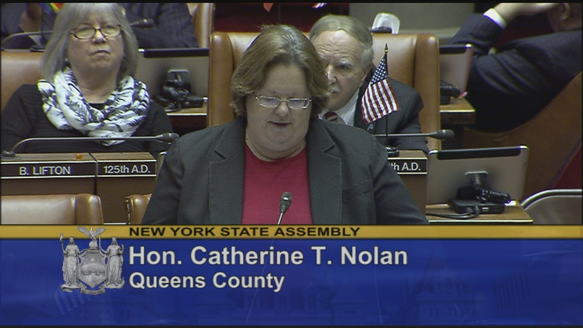 Assemblywoman Nolan Pleased Paid Family Leave Included in Budget