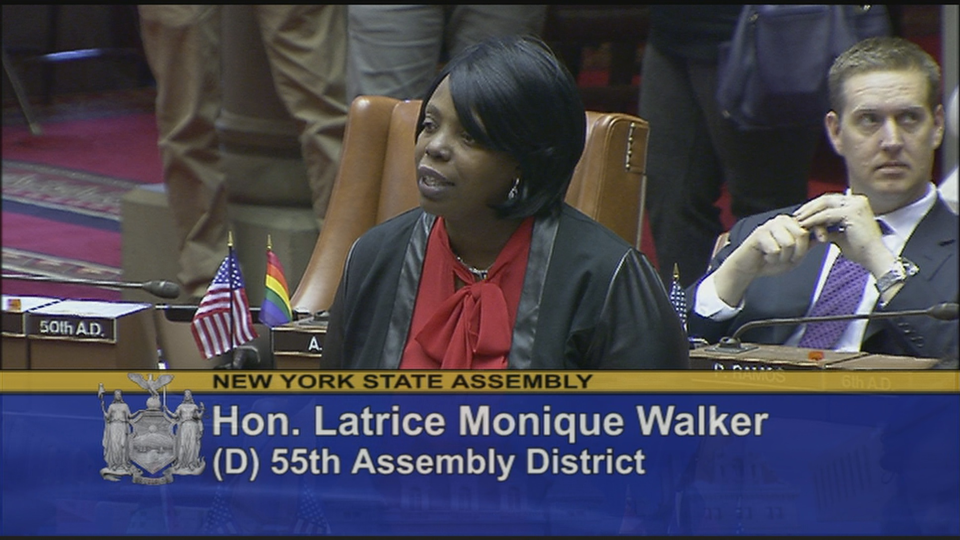 Assemblywoman Walker on Teen Voting