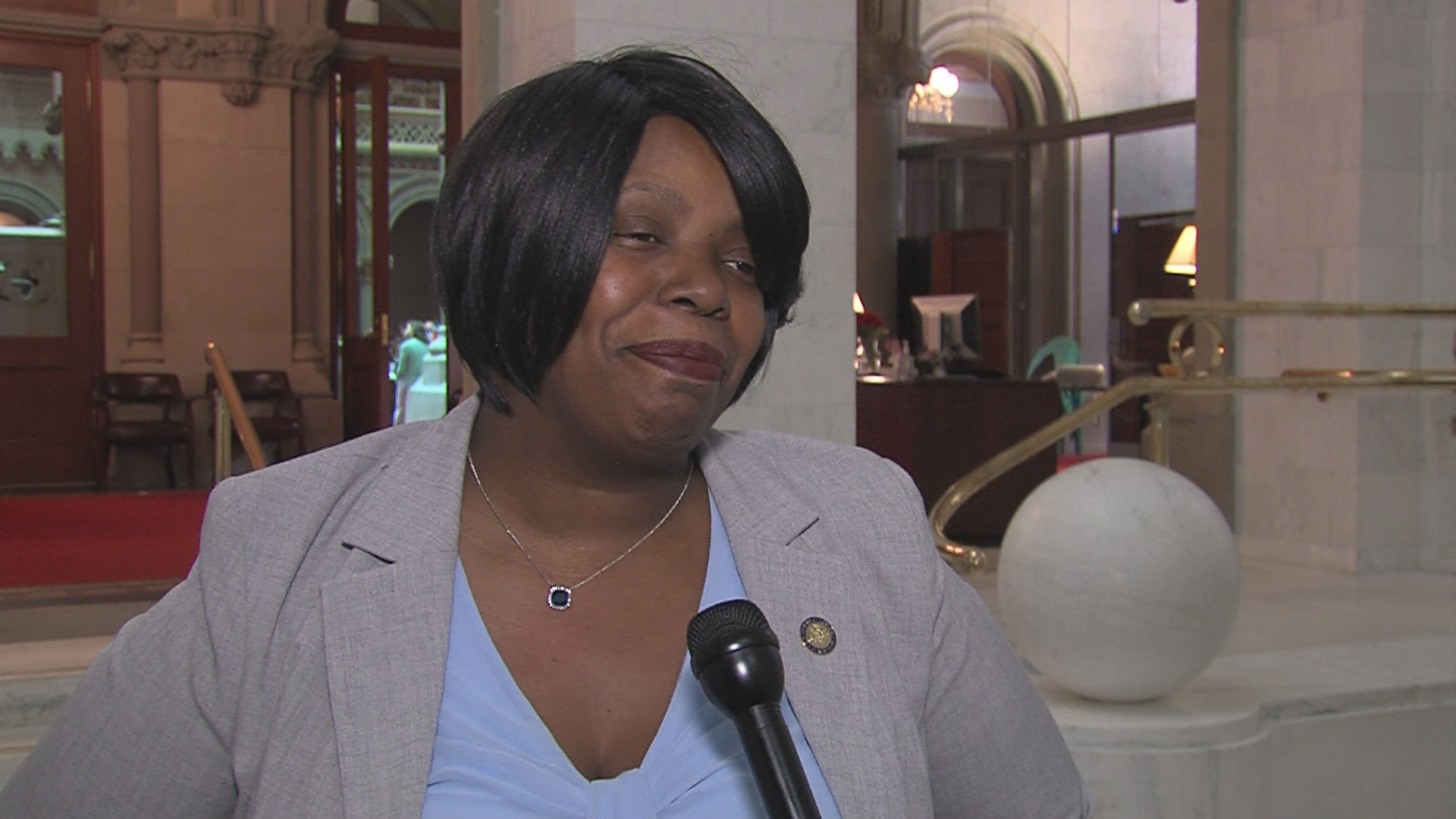 Assemblywoman Walker on Voting Rights
