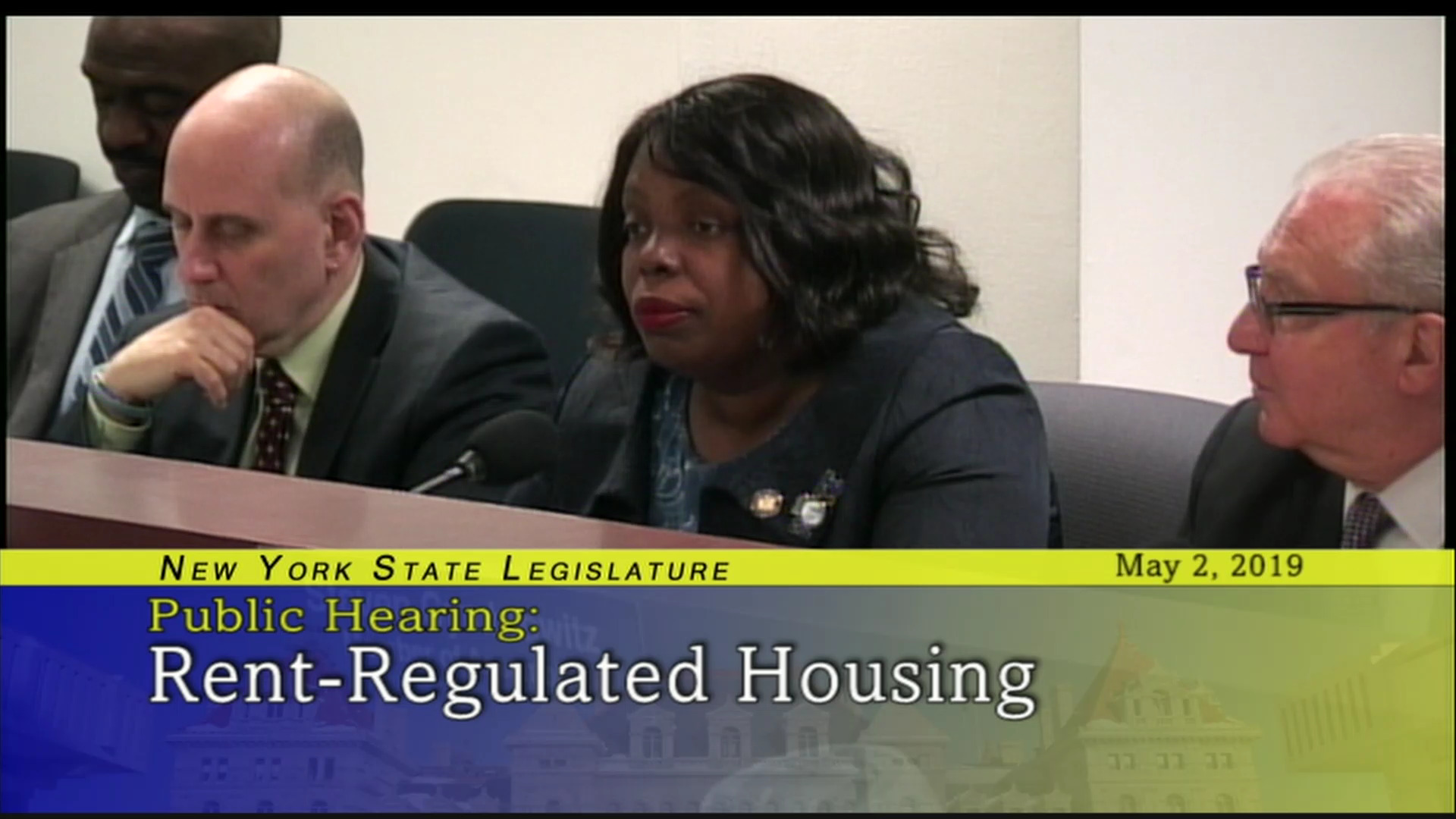 Walker Discusses Housing Court Decisions