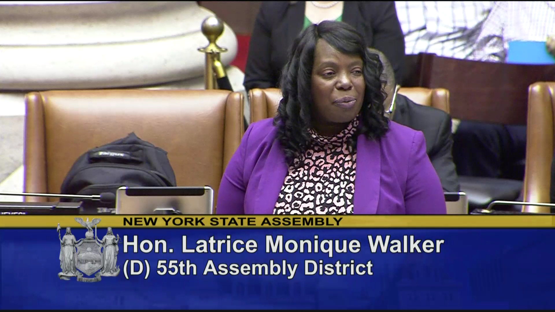 Assemblymember Walker Introduces TWU Local 100