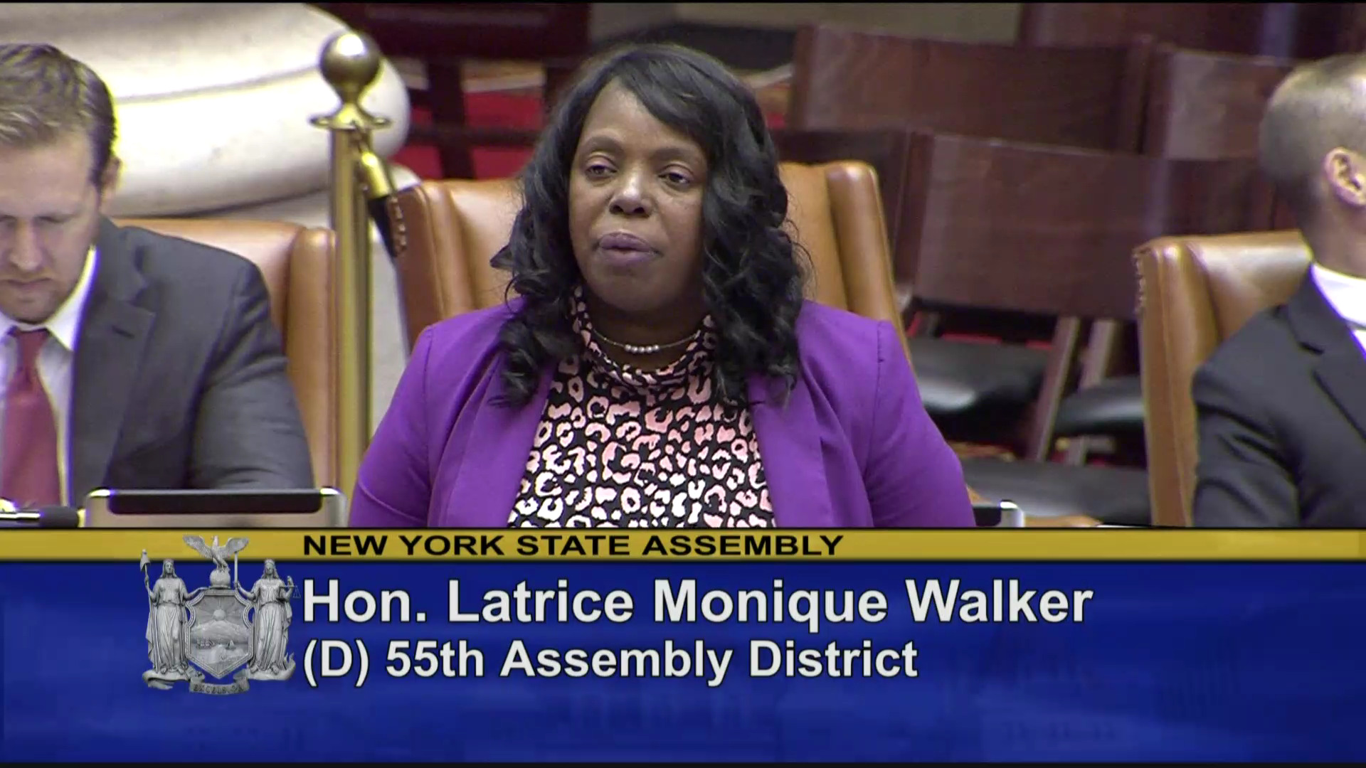 Assemblywoman Walker Fights for Childcare Programs