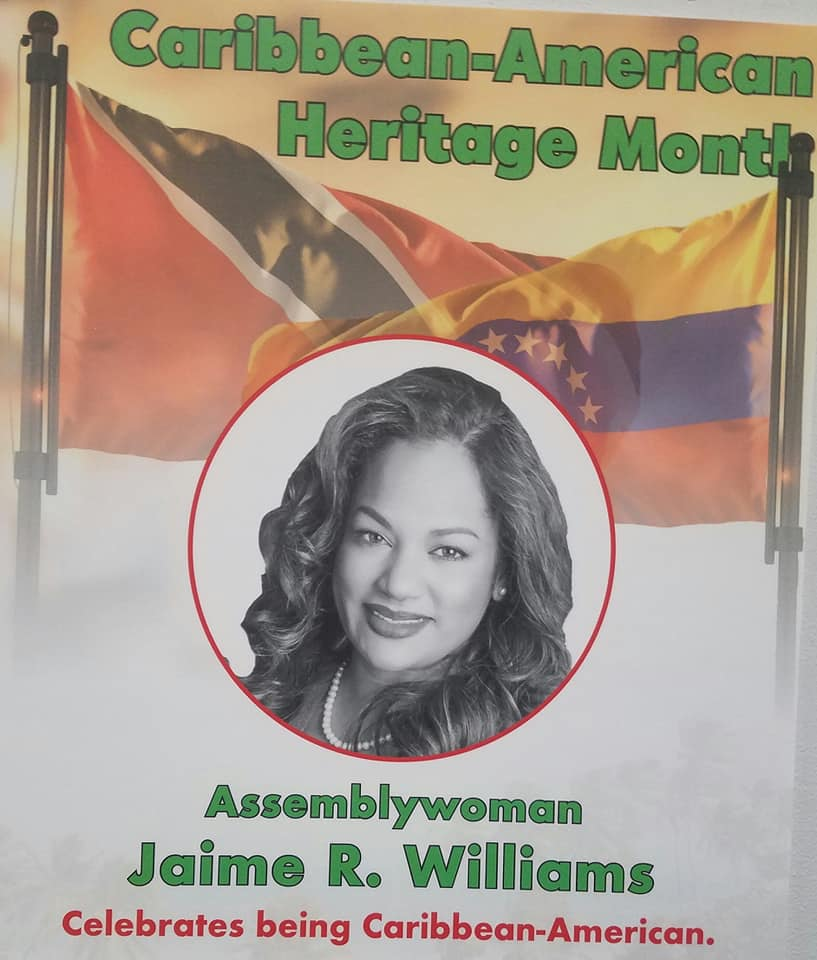 Celebrating Caribbean Heritage Month.