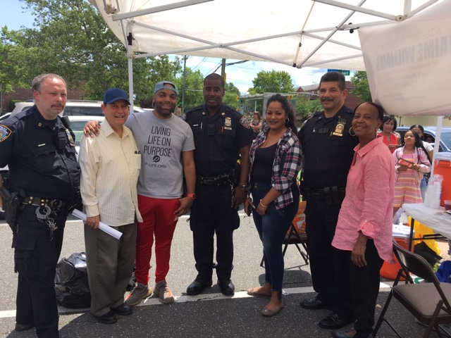 Shredding Event in conjunction with AARP, NCO Officers, Millennium Development and Staff.