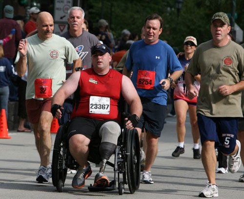 Tunnel to Towers Run.