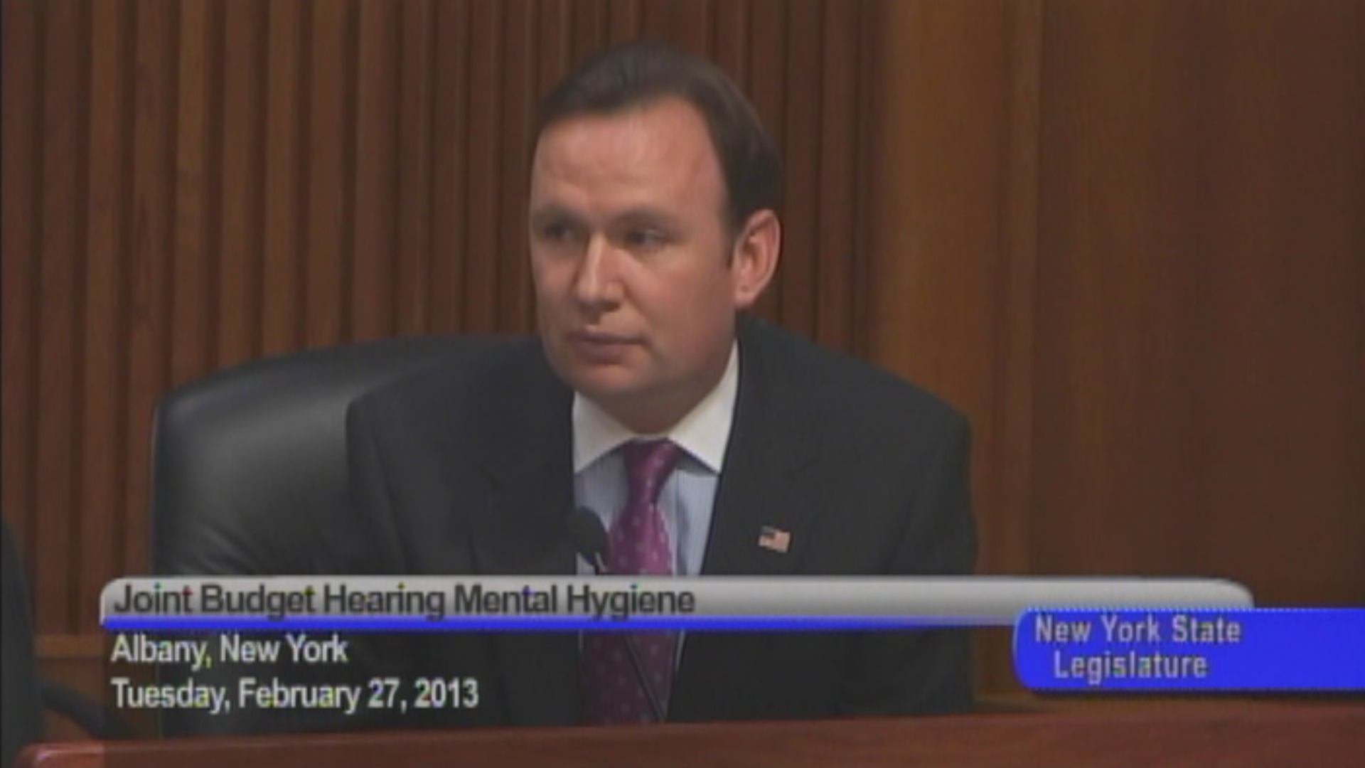 Mental Health Budget Hearing #3