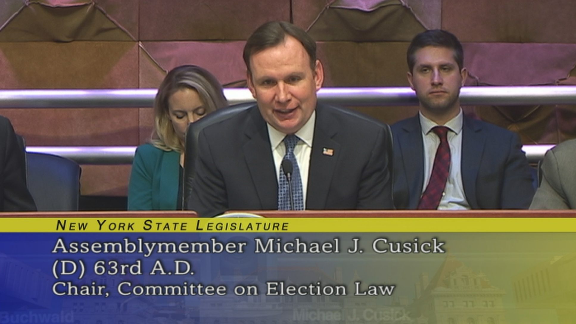 Committee Chair Questions NYC Board of Elections on Cybersecurity