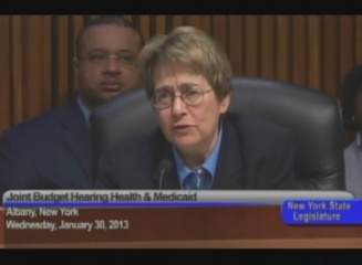 Health and Medicaid Budget Hearing