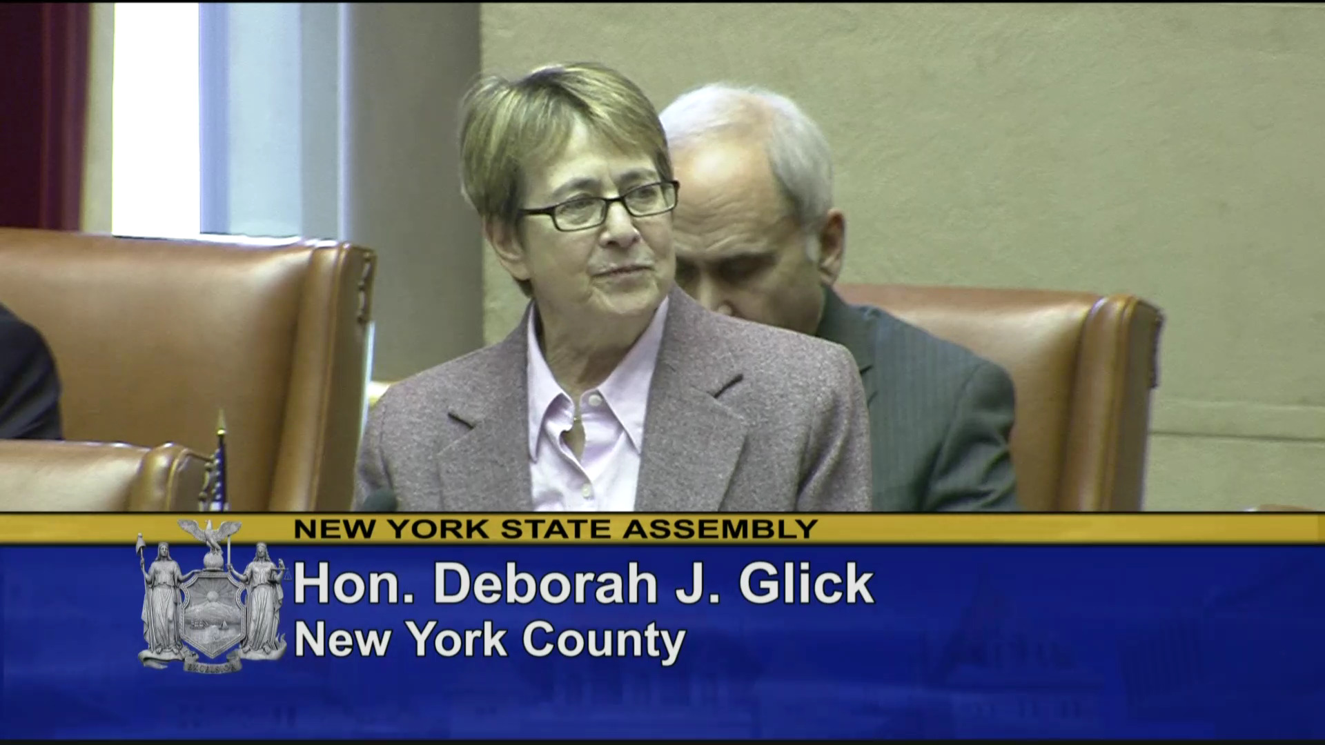 Glick Fights to Protect Trans and Non-Binary New Yorkers