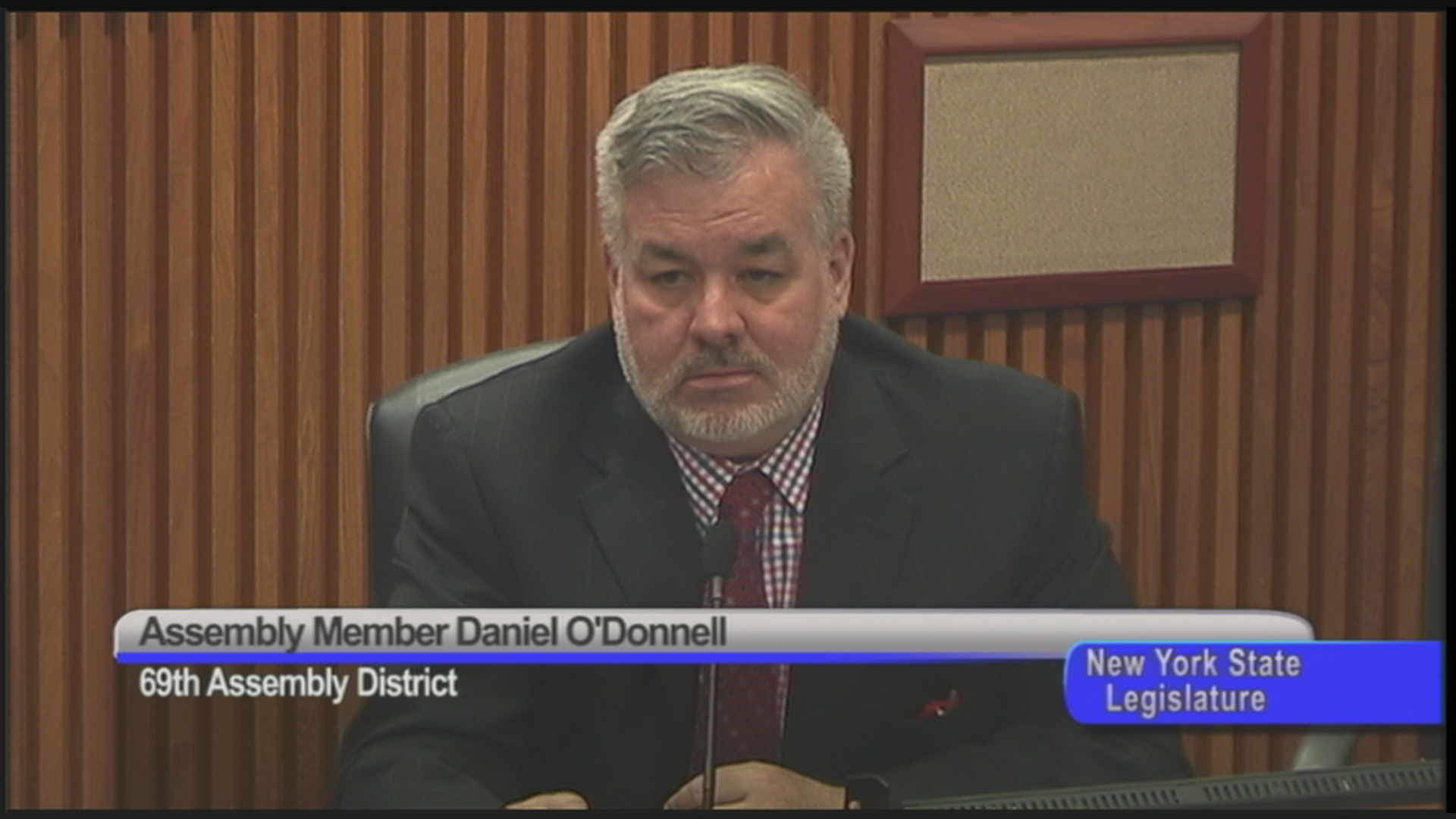 Assemblymember O'Donnell On Construction Near Public Schools