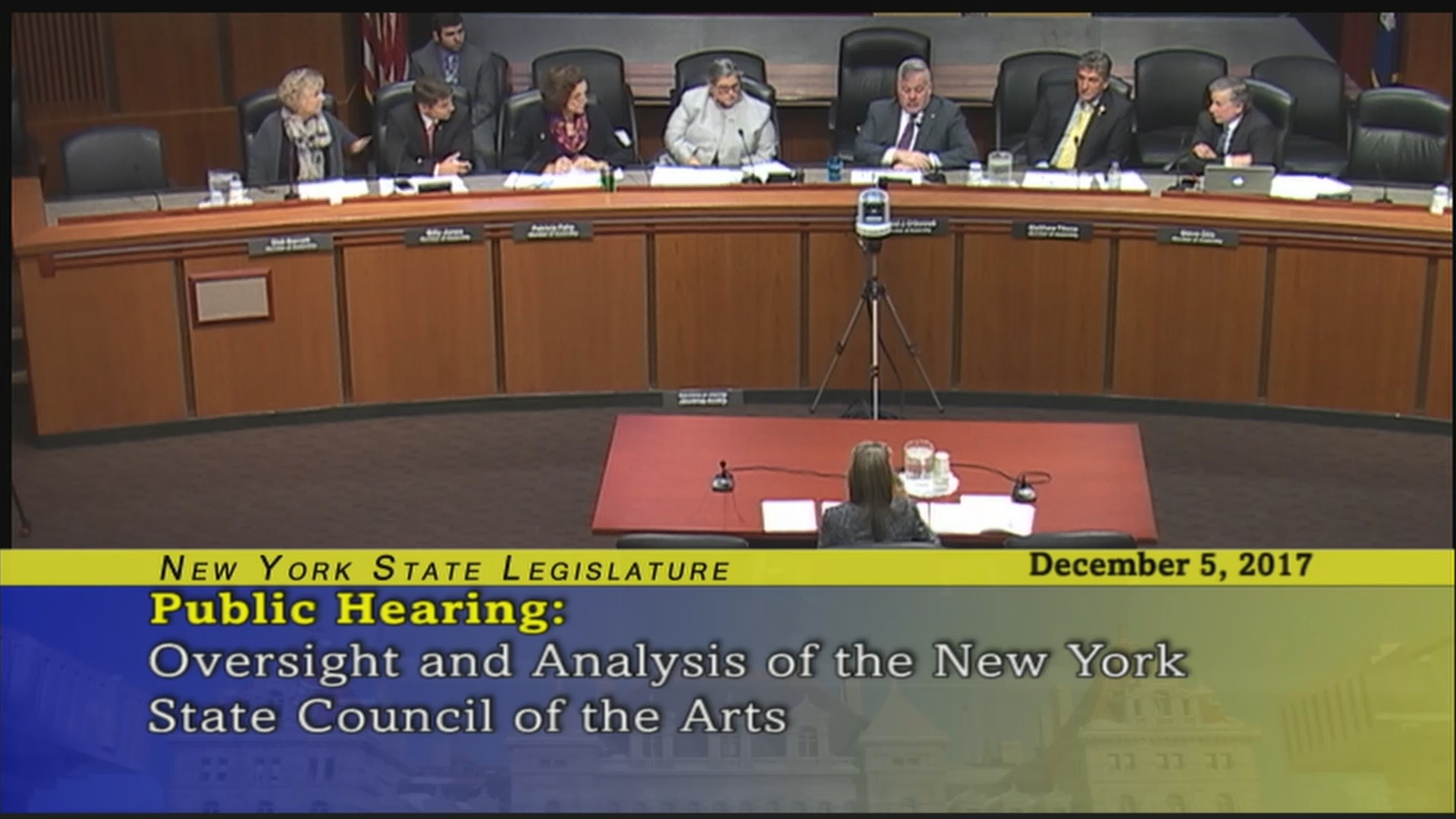 Impact of NYS Council on the Arts' Grants