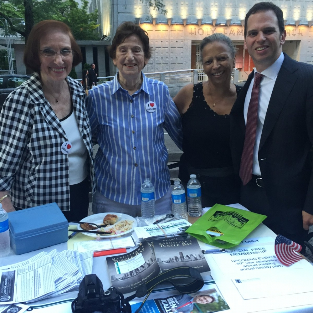 Had a blast at NYPD 17th Precinct's National Night out Against Crime celebrations.