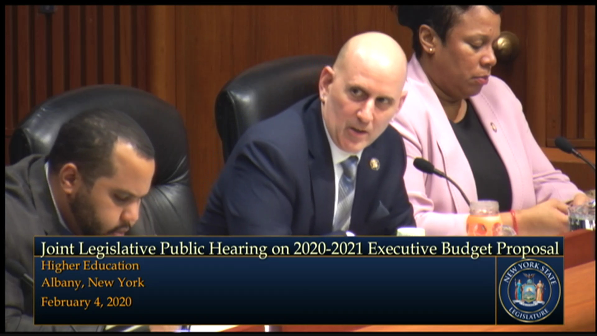 2020 Joint Budget Hearing on Higher Education (2)