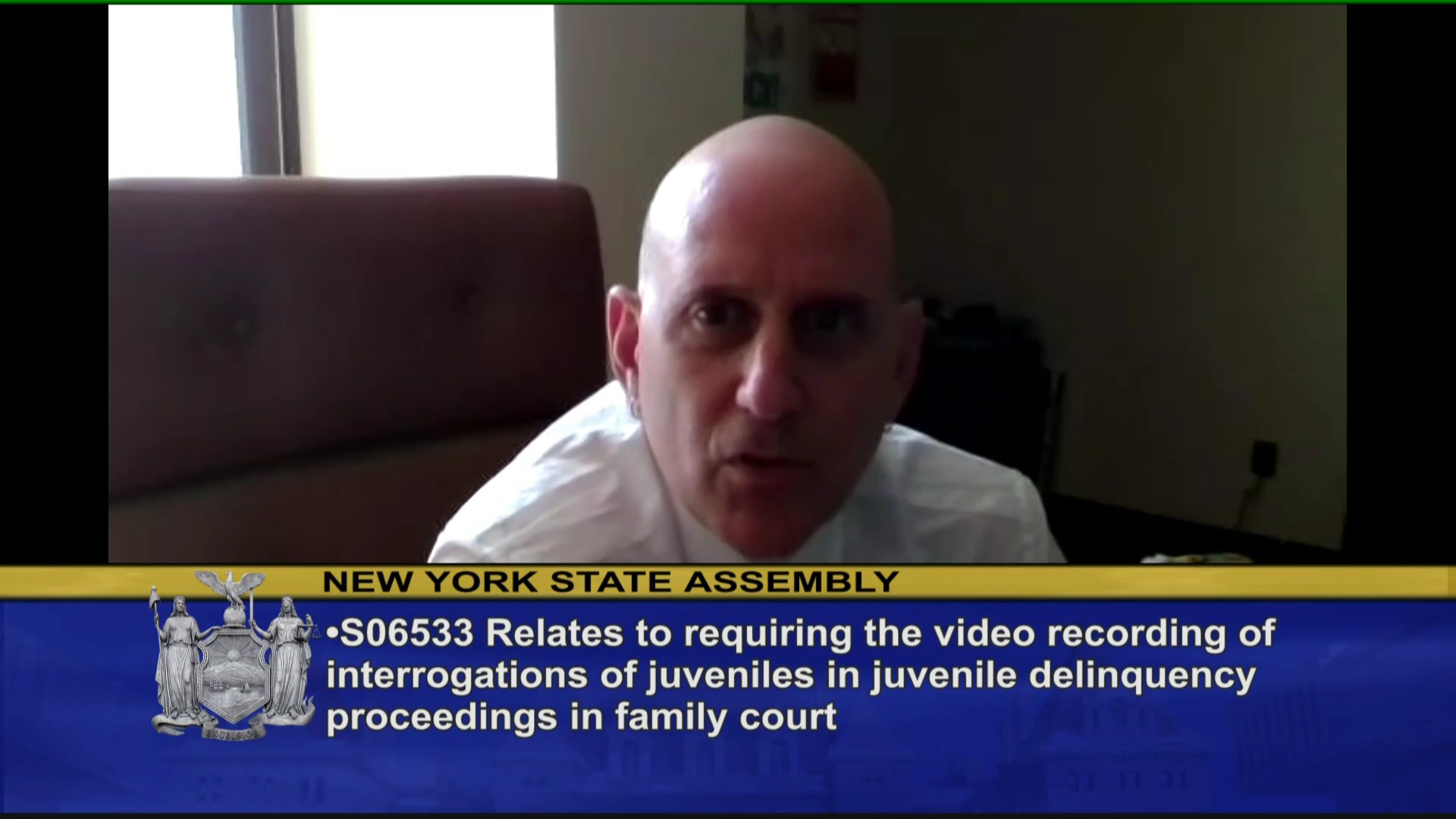 Recording the Interrogations of Juveniles