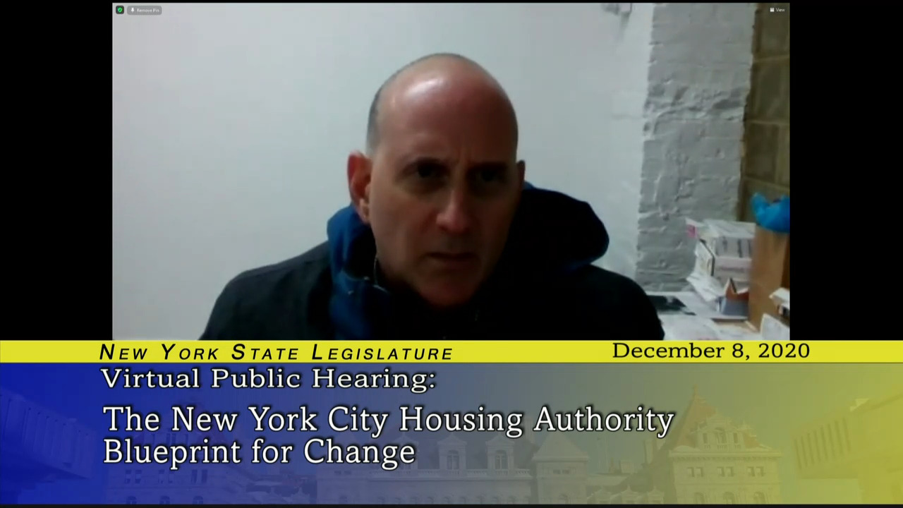 Tenant Opposition to NYCHA Blueprint for Change Proposal