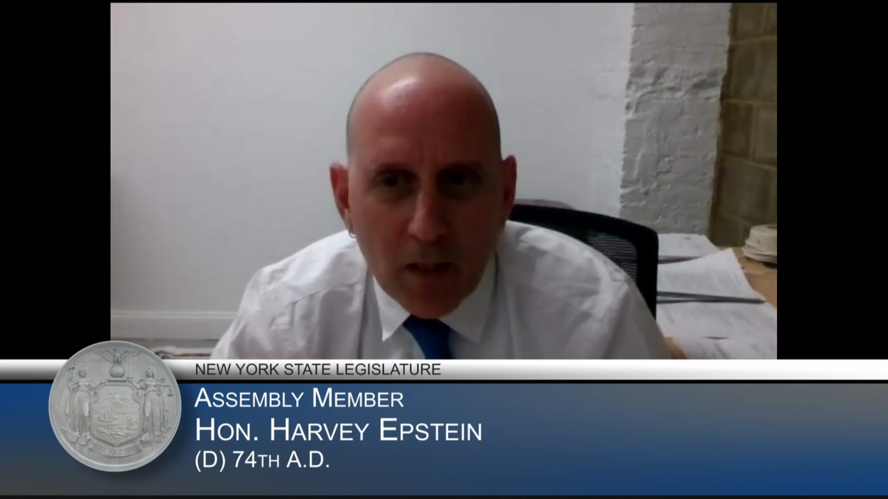 Epstein Questions SUNY and CUNY Student Government Members During Budget Hearing on Higher Education