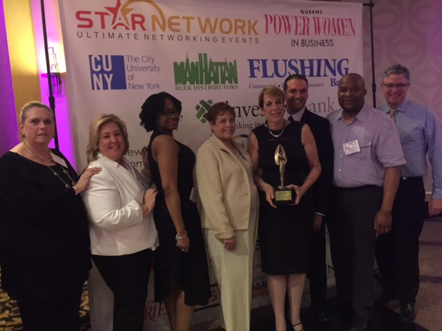 Seawright Helps Honor Matilda Cuomo and Sandra Wilkin at Business Women Power Awards