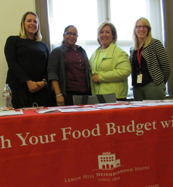 On Tuesday, September 19, Assembly Member Seawright and the New York Public Library hosted a senior citizen job and resource fair luncheon at the Webster Library.  Employment agencies, non-profits, healthcare institutions and government agencies provided resources to constituents. <br />