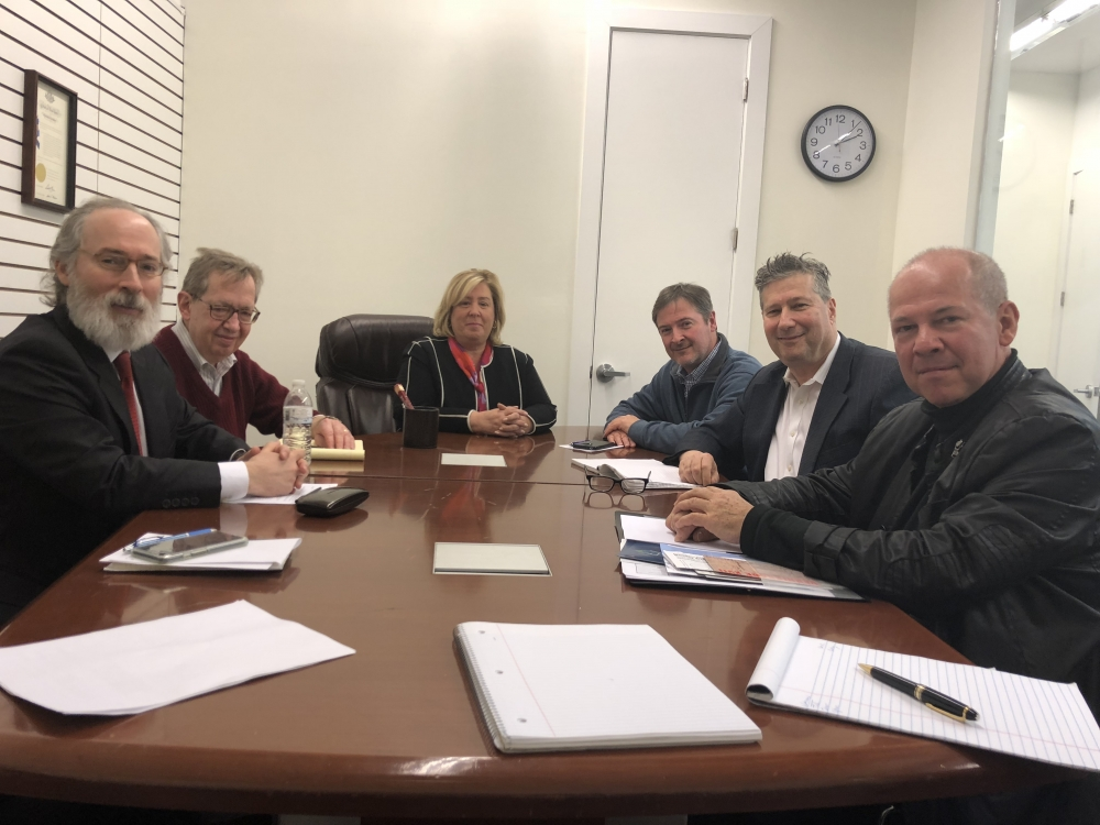 Seawright Facilitates Meeting Between HCR and Westview Task Force