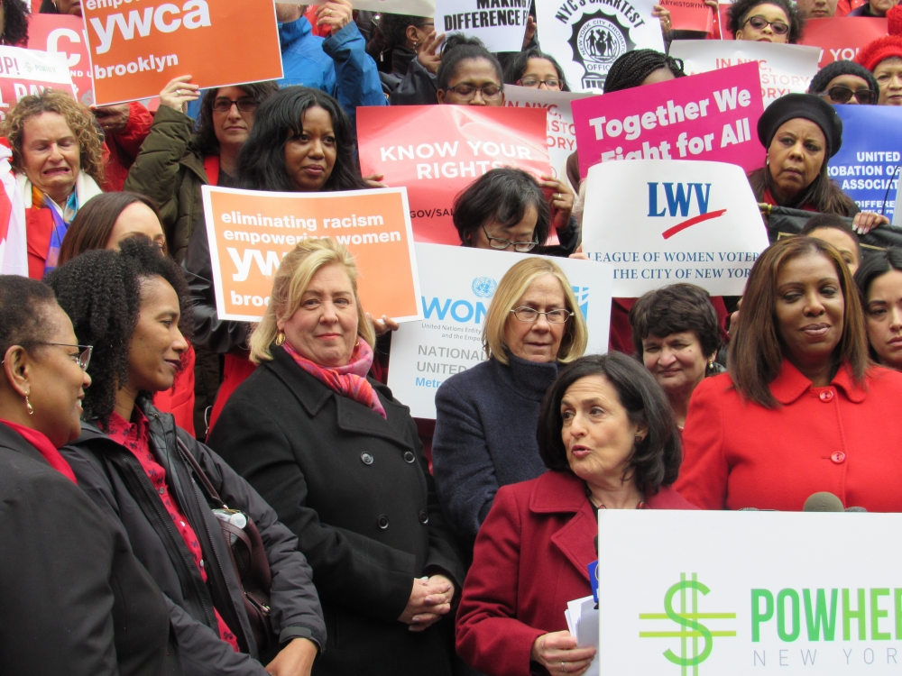The Battle Continues for Equal Pay for Equal Work