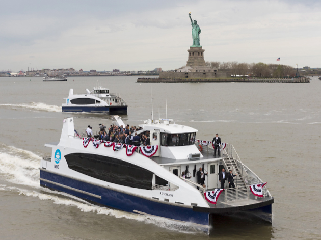 A new entrance for the NYC Ferry Line will be opening August 15th on East 90th Street. The Ferry will connect Soundview to Wall Street, making stops at 90th & 34th Streets. The ride from Soundview to Wall Street should be around a 45 minute ride. Each ticket costs $2.75.<br />&nbsp;