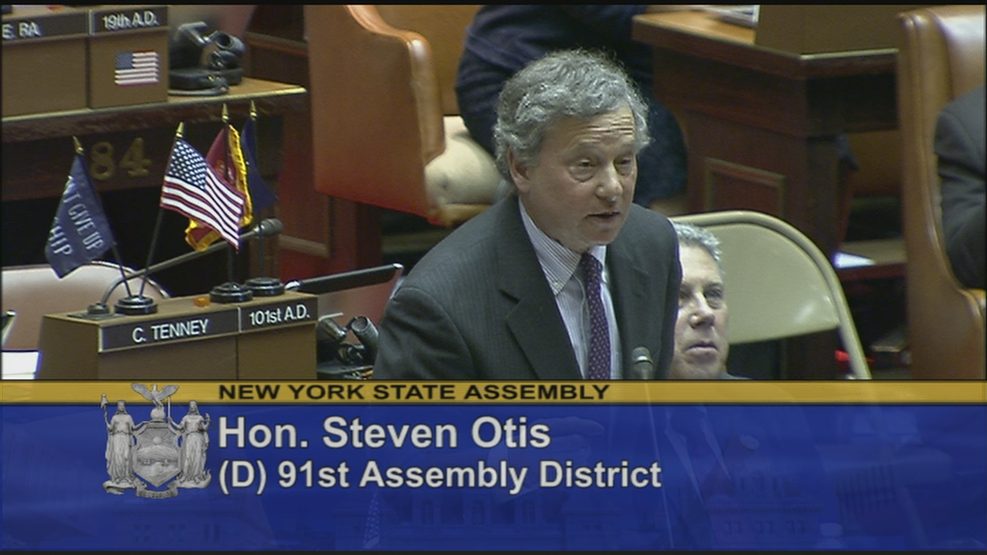 Assemblymember Otis Discusses Importance of Environmental Protection Funding