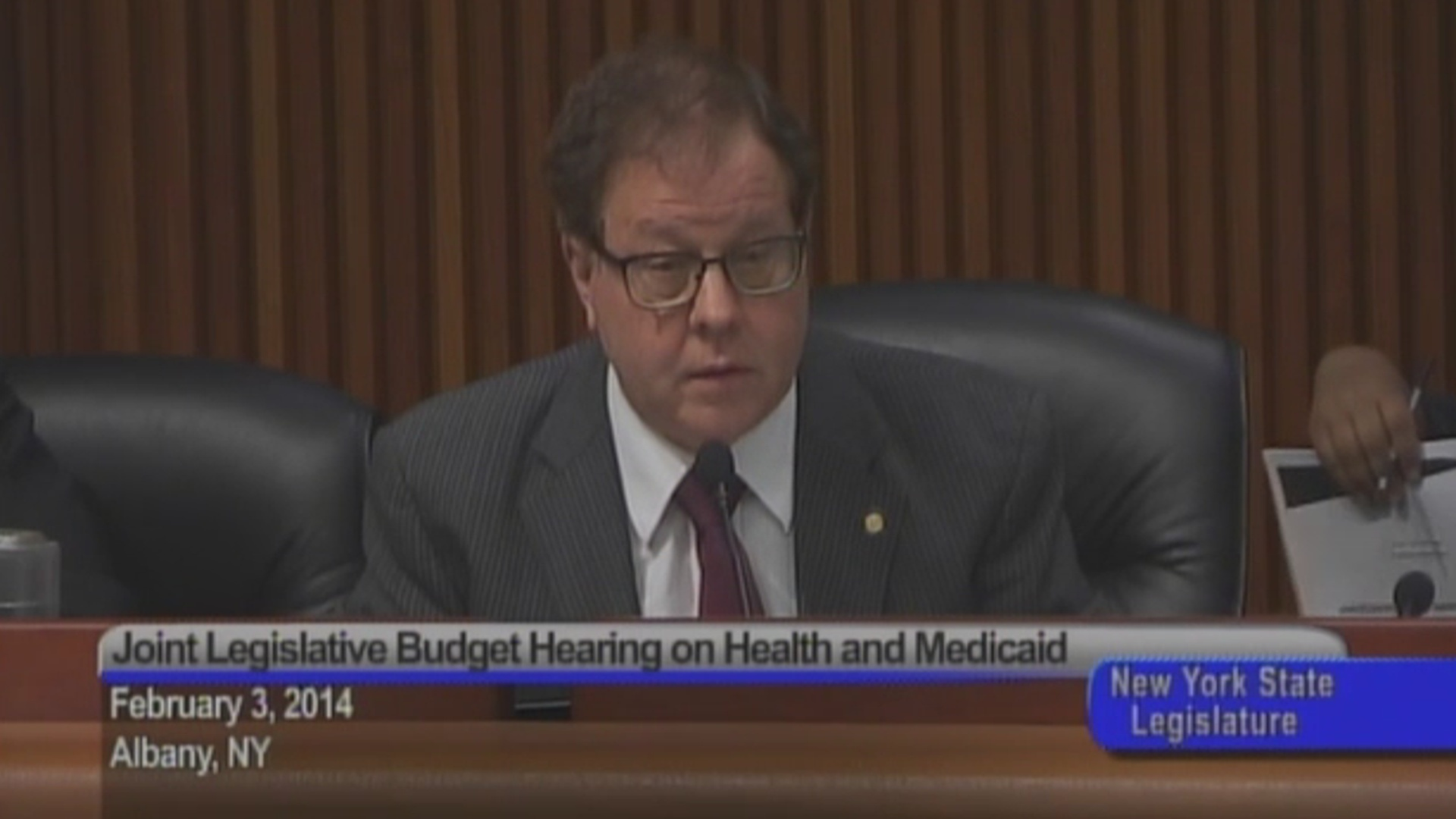 Health and Medicaid Hearing