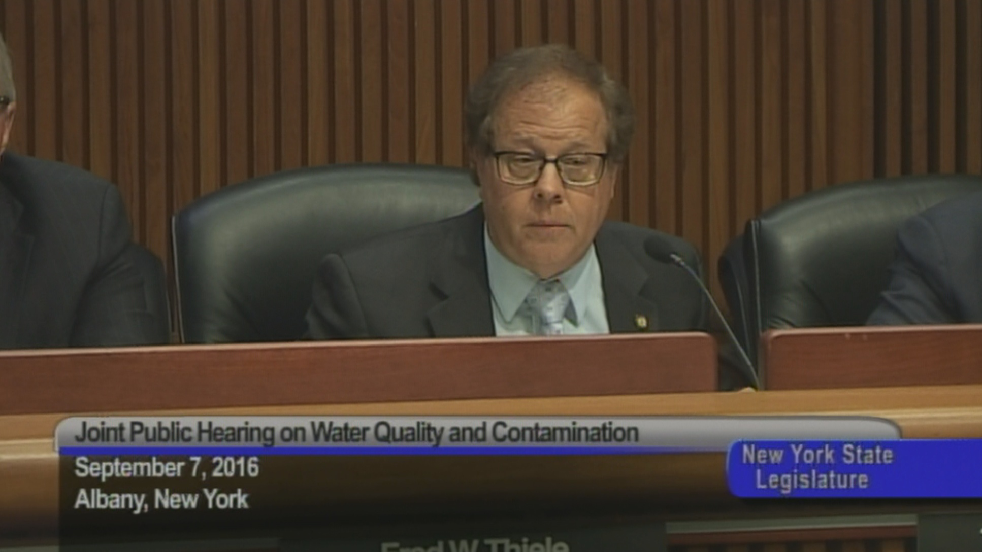 Water Quality in New York