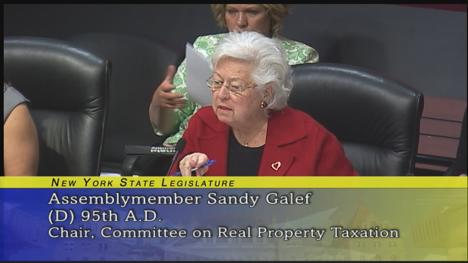 Galef Notes a Paid Interest of 2% of Property Taxes