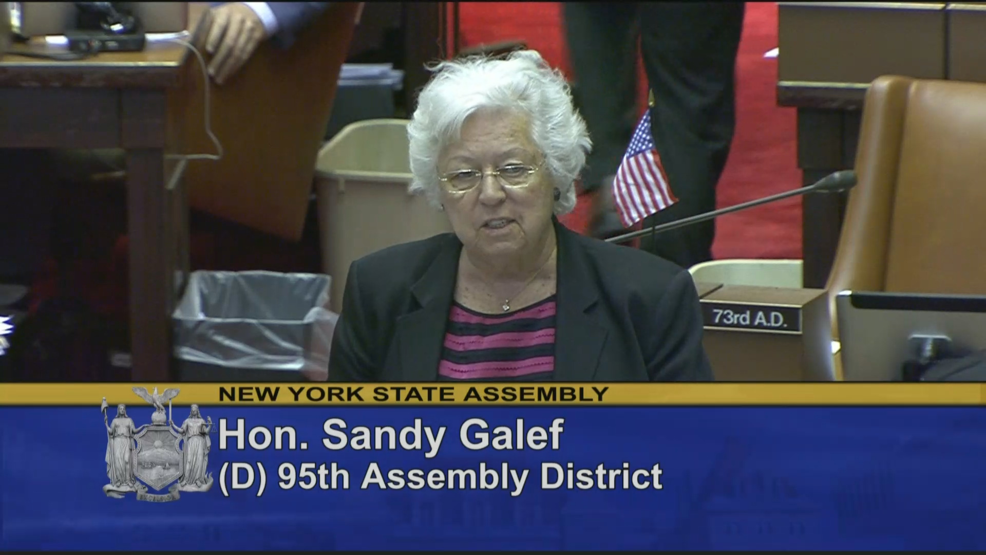 Assemblywoman Galef Supports Tax Exemptions for Nassau County
