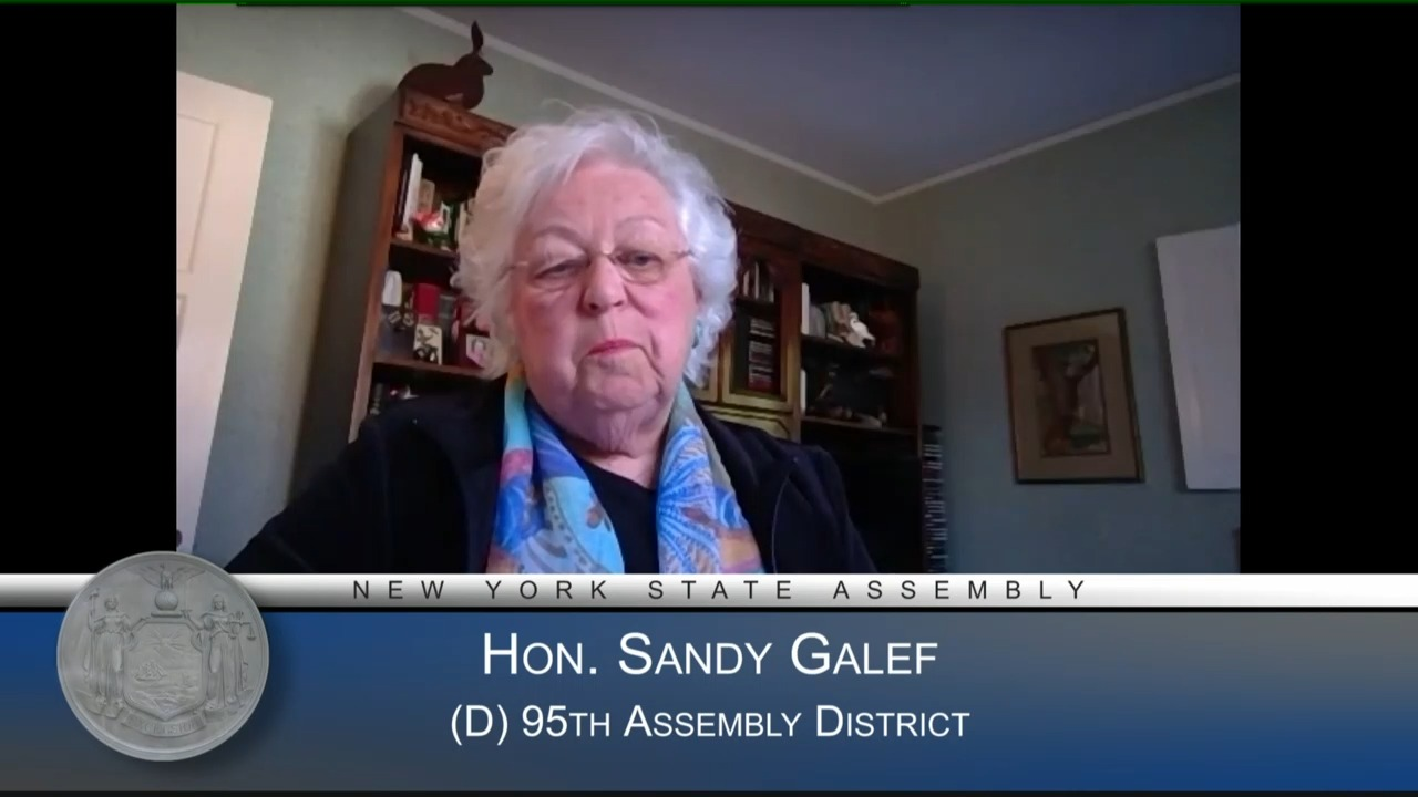Galef Votes for Allowing Installation of Solar Power System within Homeowner Associations